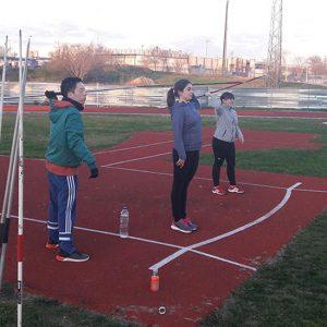 Iniciación al Atletismo