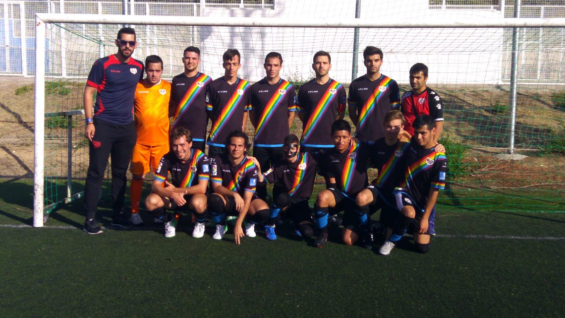 Subvención del Ayuntamiento de Madrid a nuestra Sección de Fútbol 7